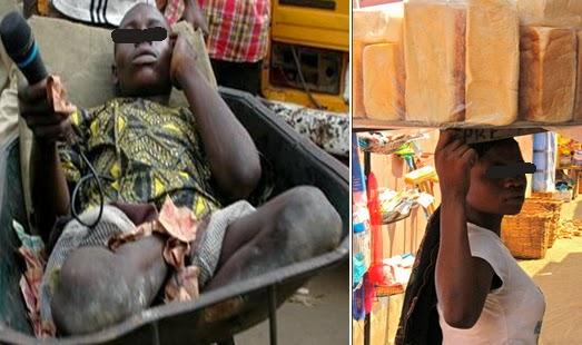 crippled man jailed raping bread seller